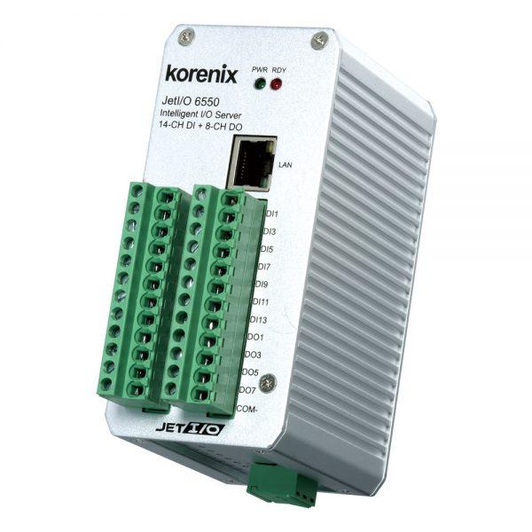 Korenix JetIO 6550