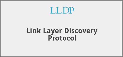 پروتکل LLDP