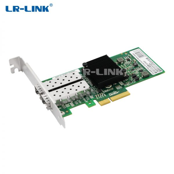 LREC9712HF-2SFP-PCI Express PCIe x4 Dual SFP Port Gigabit Server Adapter (Intel I350 Based)-3